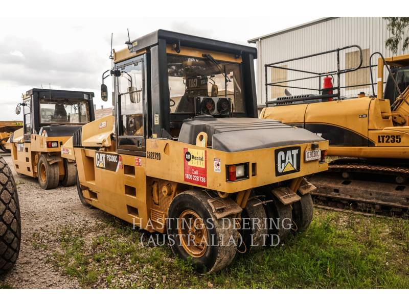 CATERPILLAR PNEUMATIC TIRED COMPACTORS PS-300C equipment  photo 5
