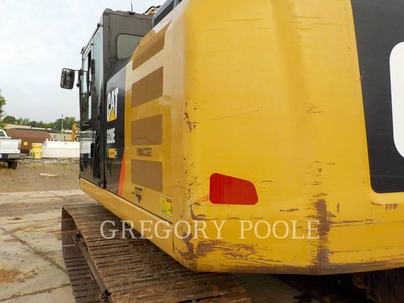 CATERPILLAR TRACK EXCAVATORS 320E L equipment  photo 9