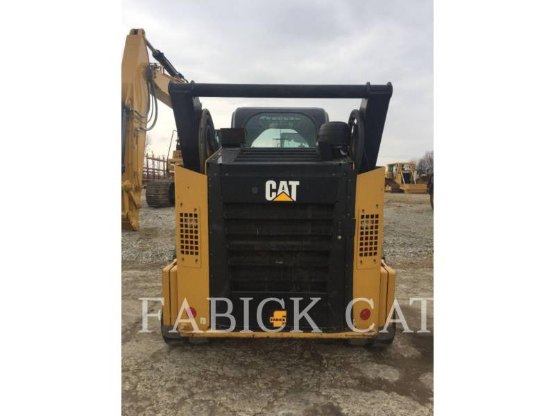CATERPILLAR UNIWERSALNE ŁADOWARKI 289D C3H3 equipment  photo 3