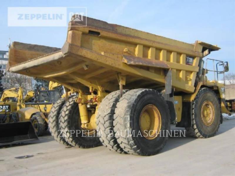CATERPILLAR MULDENKIPPER 773B equipment  photo 3