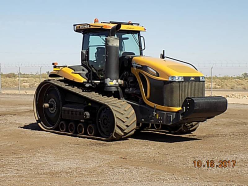 CATERPILLAR AG TRACTORS MT845E equipment  photo 7