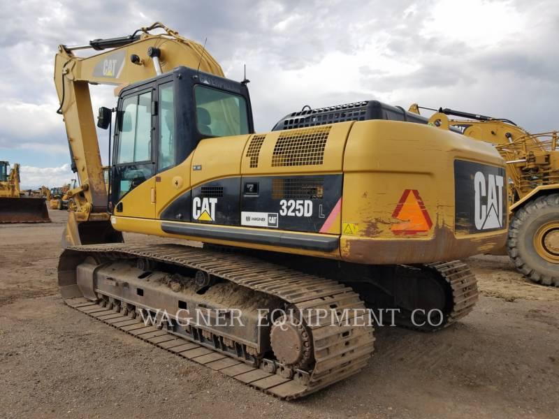 CATERPILLAR TRACK EXCAVATORS 325DL equipment  photo 2