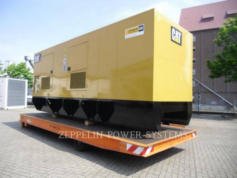 CATERPILLAR MOBILE GENERATOR SETS C18 CANOPY equipment  photo 1