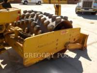 CATERPILLAR VIBRATORY SINGLE DRUM PAD CP-44 equipment  photo 18