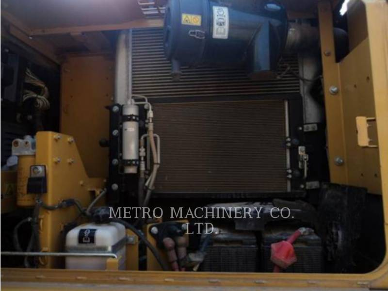 CATERPILLAR KETTEN-HYDRAULIKBAGGER 315DL equipment  photo 8