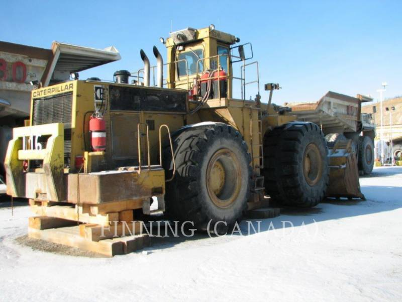 CATERPILLAR PALE GOMMATE/PALE GOMMATE MULTIUSO 992C equipment  photo 3