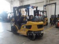 MITSUBISHI CATERPILLAR FORKLIFT MONTACARGAS 2P5000  equipment  photo 5