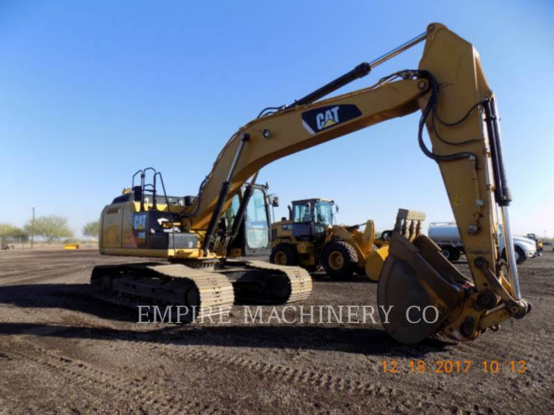 CATERPILLAR EXCAVADORAS DE CADENAS 329EL    P equipment  photo 1