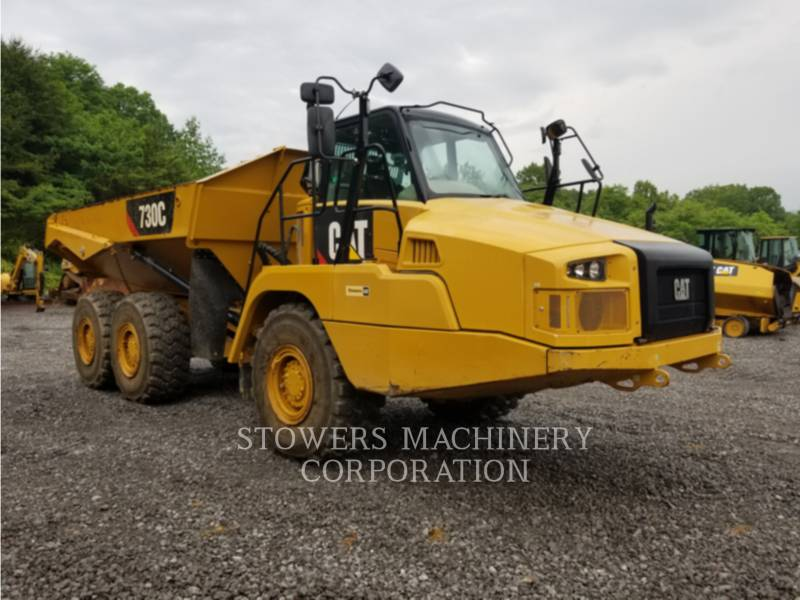 CATERPILLAR TOMBEREAUX ARTICULÉS 730C equipment  photo 1