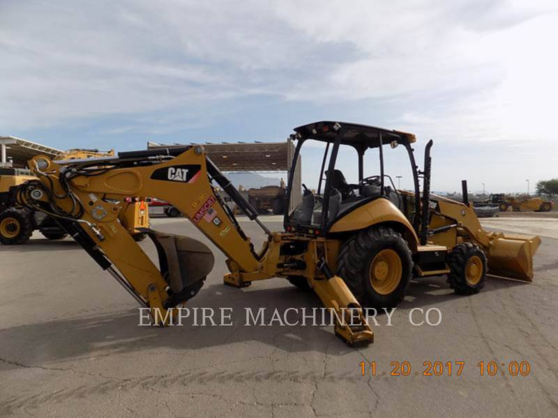CATERPILLAR CHARGEUSES-PELLETEUSES 420F 4EO P equipment  photo 2