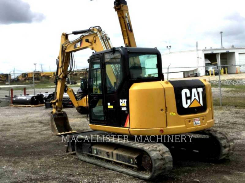 CATERPILLAR KOPARKI GĄSIENICOWE 308E2CRSB equipment  photo 3