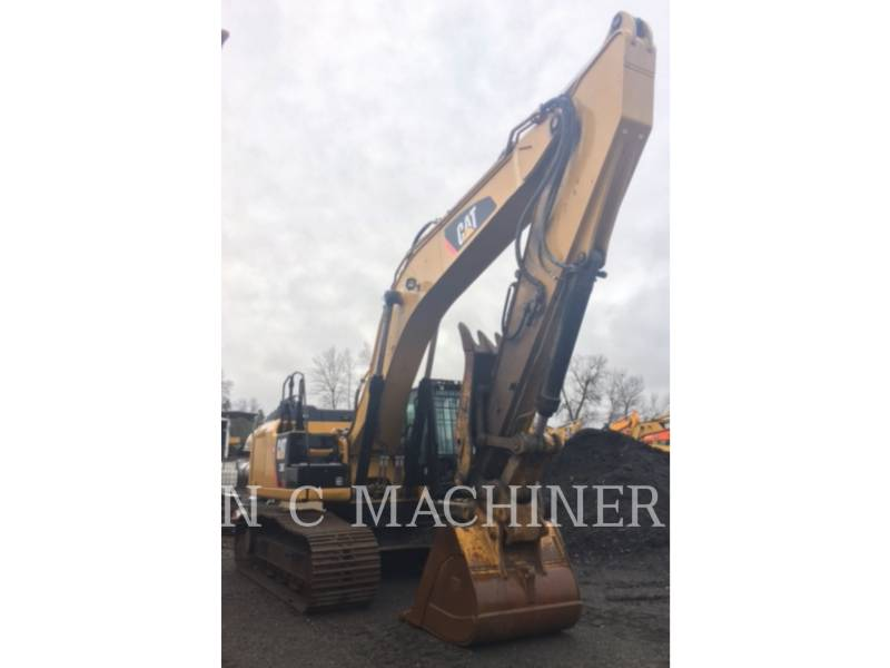 CATERPILLAR KETTEN-HYDRAULIKBAGGER 336ELH equipment  photo 1