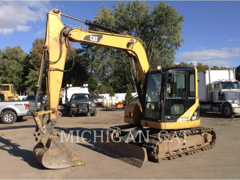 CATERPILLAR TRACK EXCAVATORS 308CCR CRT equipment  photo 1