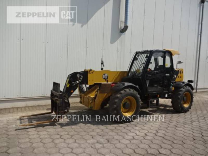 CATERPILLAR TELEHANDLER TH414C equipment  photo 1