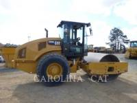 CATERPILLAR COMPATTATORE A SINGOLO TAMBURO VIBRANTE LISCIO CS66B equipment  photo 4