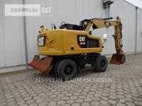 CATERPILLAR EXCAVADORAS DE RUEDAS M314F equipment  photo 4