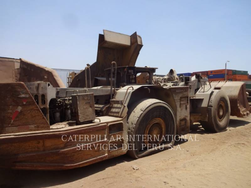 CATERPILLAR MINING WHEEL LOADER R1600G equipment  photo 1