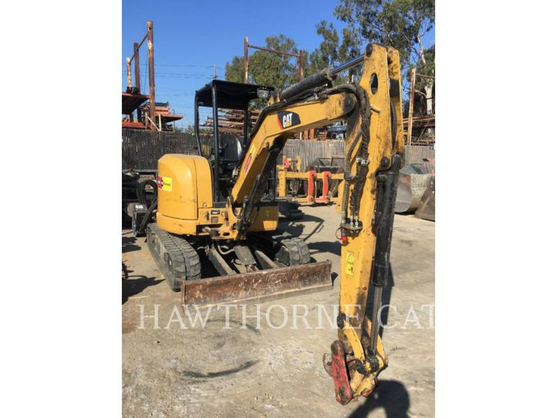 CATERPILLAR PELLES SUR CHAINES 303.5E TAG equipment  photo 5