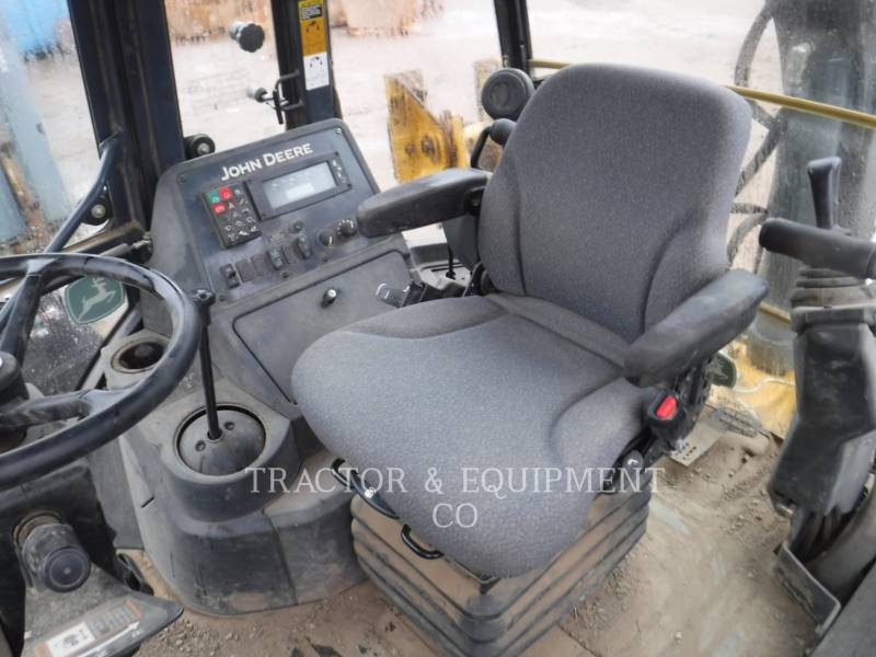 JOHN DEERE BACKHOE LOADERS 310SK equipment  photo 3