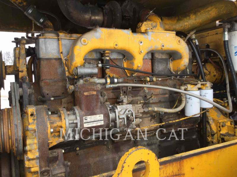 MICHIGAN CHARGEURS SUR PNEUS/CHARGEURS INDUSTRIELS 175B-C equipment  photo 10