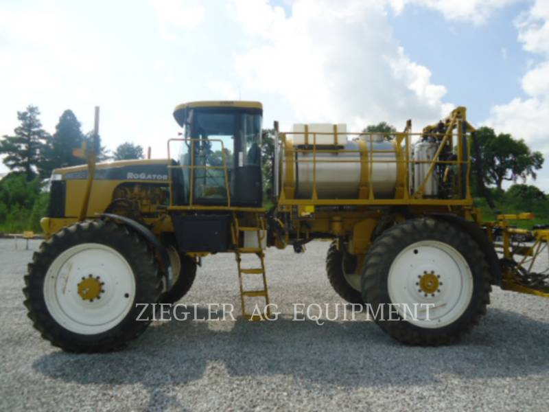 AG-CHEM SPRAYER SS884 equipment  photo 17