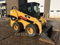 CATERPILLAR MINICARREGADEIRAS 256C 2AIRH equipment  photo 1