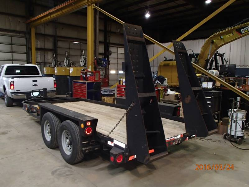 BELSHE TRAILERS WB12 equipment  photo 4
