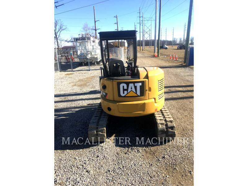 CATERPILLAR トラック油圧ショベル 305ECR equipment  photo 4
