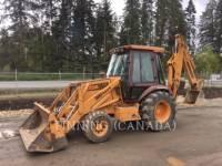 Equipment photo CASE 580SK BACKHOE LOADERS 1