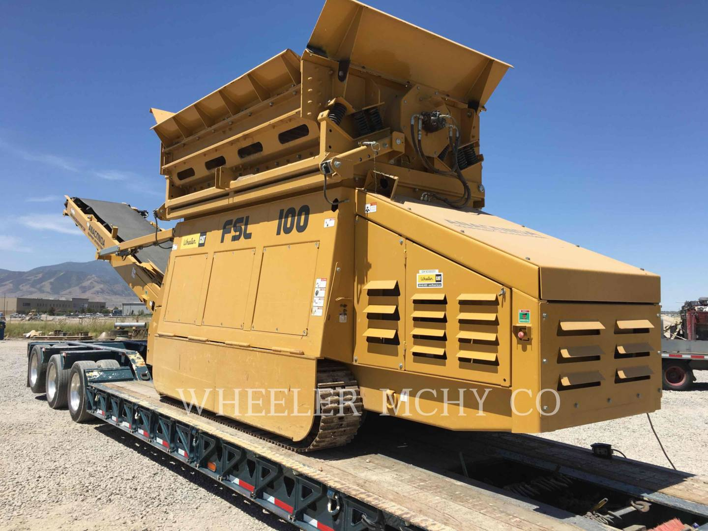 Detail photo of 2014 Anaconda FSL100 from Construction Equipment Guide