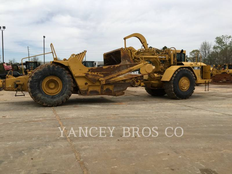 CATERPILLAR MOTOESCREPAS 621G equipment  photo 6