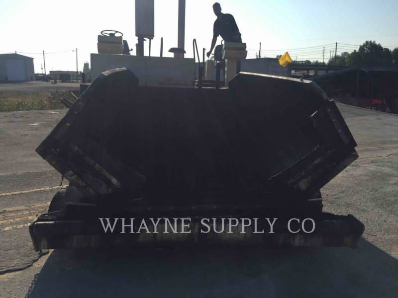 BLAW KNOX / INGERSOLL-RAND ASPHALT PAVERS PF3200 equipment  photo 24