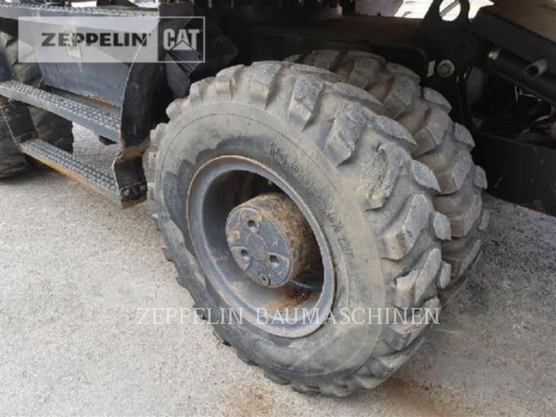 CATERPILLAR WHEEL EXCAVATORS M315D equipment  photo 14