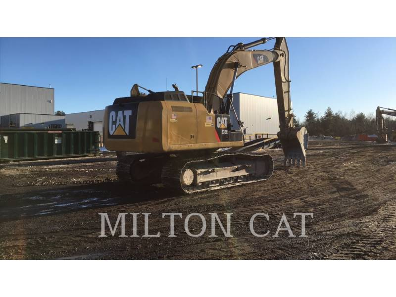 CATERPILLAR PELLES SUR CHAINES 336E L equipment  photo 6