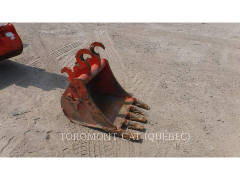 KUBOTA CANADA LTD. PELLES SUR CHAINES KX018-4 equipment  photo 6