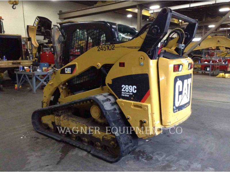CATERPILLAR CARREGADEIRAS TODO TERRENO 289C equipment  photo 4