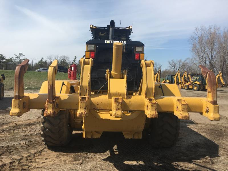 CATERPILLAR MOTORGRADER 16M equipment  photo 17