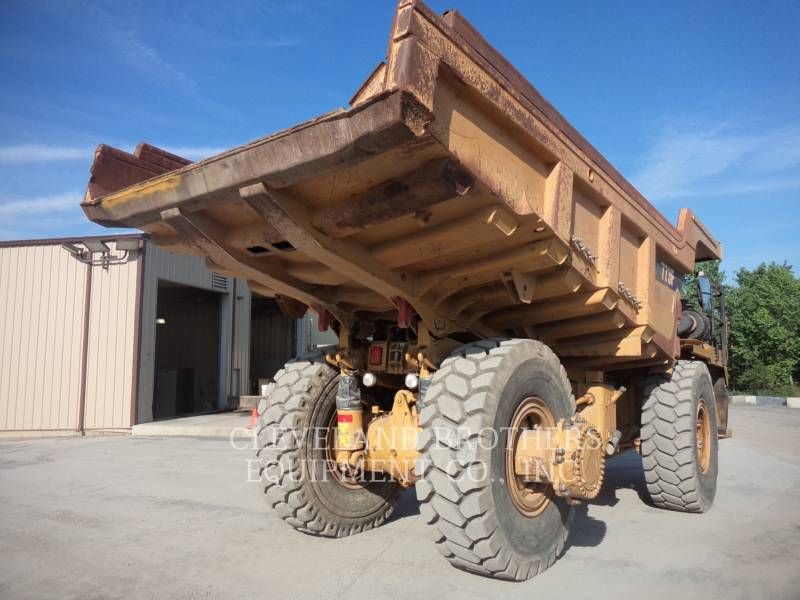 CATERPILLAR TOMBEREAUX DE CHANTIER 773F equipment  photo 3