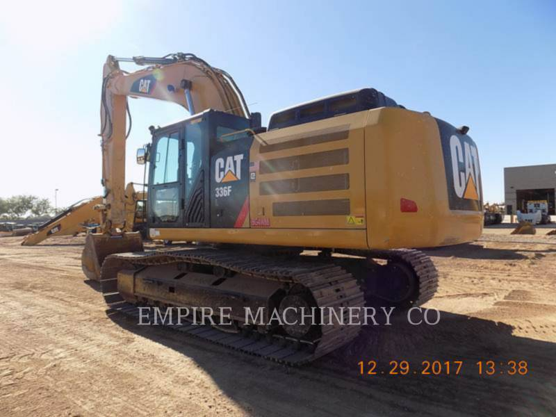 CATERPILLAR PELLES SUR CHAINES 336F     P equipment  photo 3
