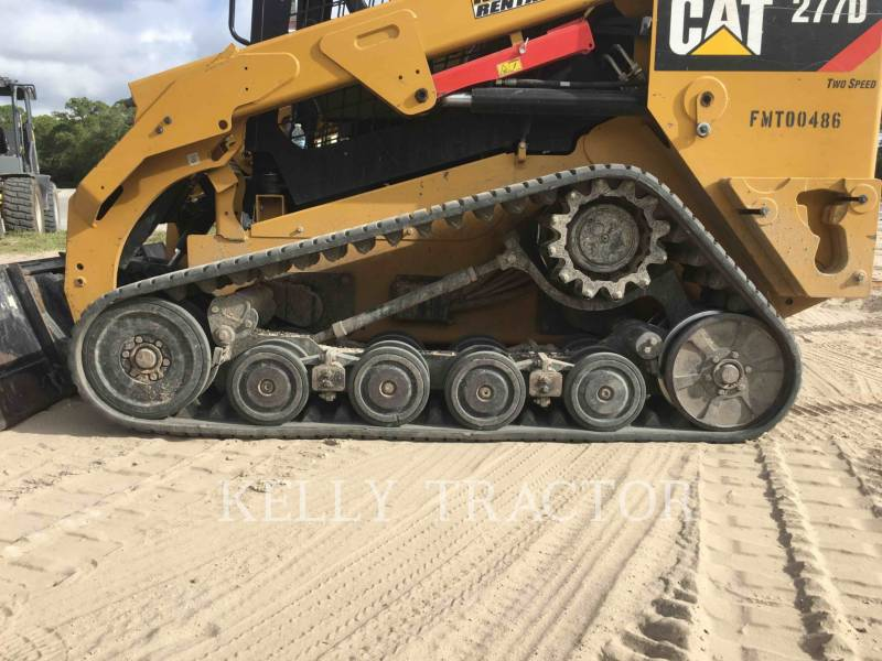 CATERPILLAR CARGADORES MULTITERRENO 277D equipment  photo 9