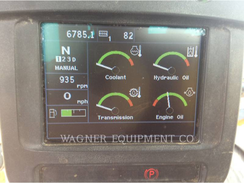DEERE & CO. RADLADER/INDUSTRIE-RADLADER 624K equipment  photo 14