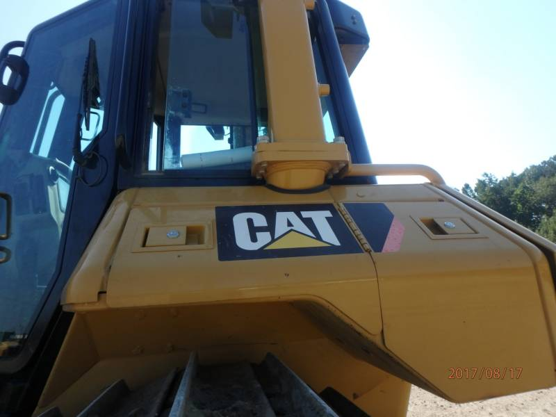 CATERPILLAR TRACTORES DE CADENAS D6NLGP equipment  photo 22