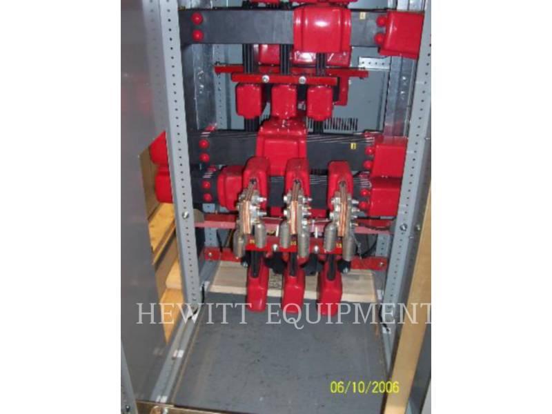 CUTTLER HAMMER SYSTEMS COMPONENTS SWITCHGEAR 5000A equipment  photo 7