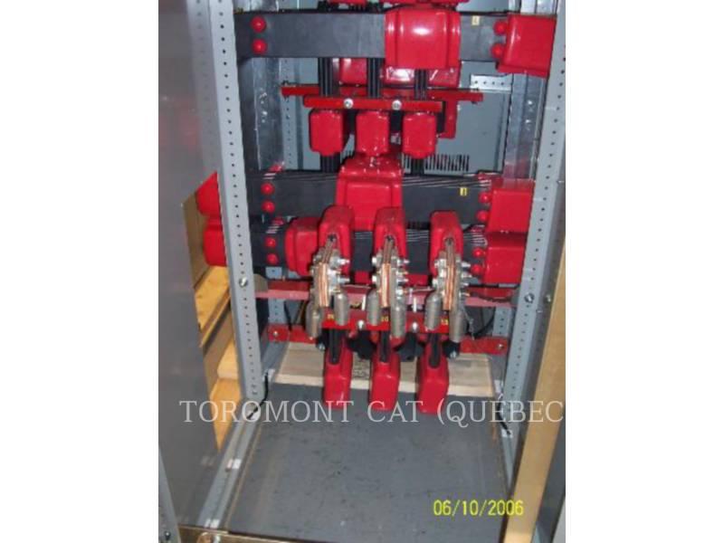 CUTTLER HAMMER システム・コンポーネント SWITCHGEAR 5000A equipment  photo 7