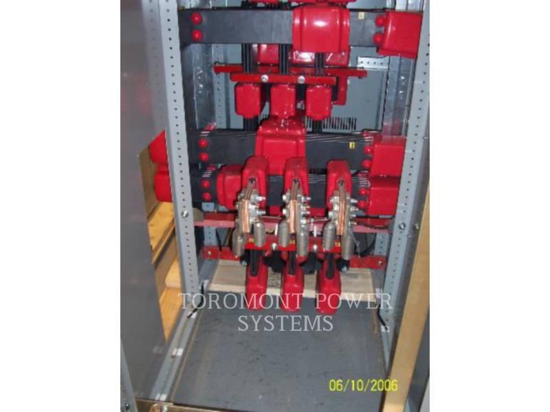 CUTTLER HAMMER COMPONENTES DE SISTEMAS SWITCHGEAR 5000A equipment  photo 7