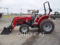 Equipment photo AGCO-MASSEY FERGUSON MF1742L TRACTEURS AGRICOLES 1