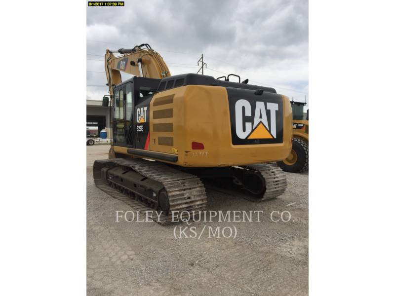 CATERPILLAR TRACK EXCAVATORS 329EL10 equipment  photo 2