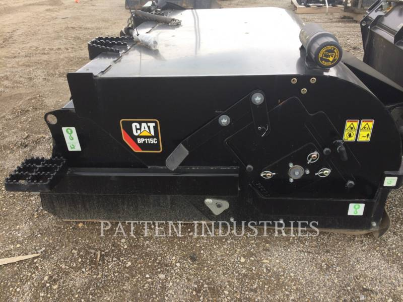 CATERPILLAR HERRAMIENTA DE TRABAJO - CEPILLO BP115C equipment  photo 4