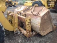 CATERPILLAR RADLADER/INDUSTRIE-RADLADER 950H S+ equipment  photo 20