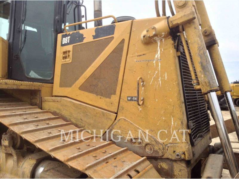 CATERPILLAR KETTENDOZER D8T CR equipment  photo 19